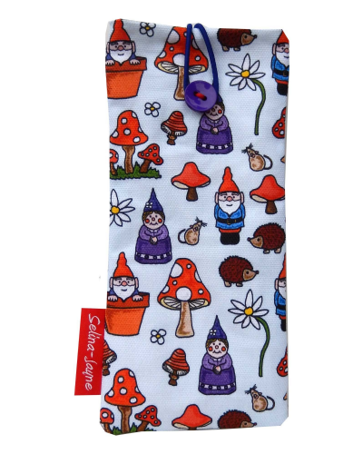 Selina-Jayne Gnomes Limited Edition Designer Soft Glasses Case